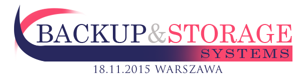Rejestracja na konferencji Backup & Storage