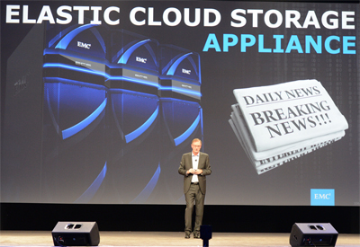 Elastic Cloud Storage EMC