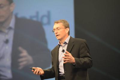 Paul Gelsinger VMware
