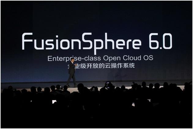 Prezentacja Huawei FusionSphere 6.0