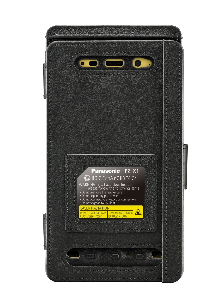 Panasonic Toughpad