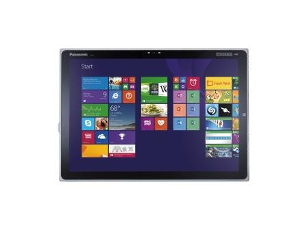 Toughpad FZ-Y1 tablet 4K od Panasonic