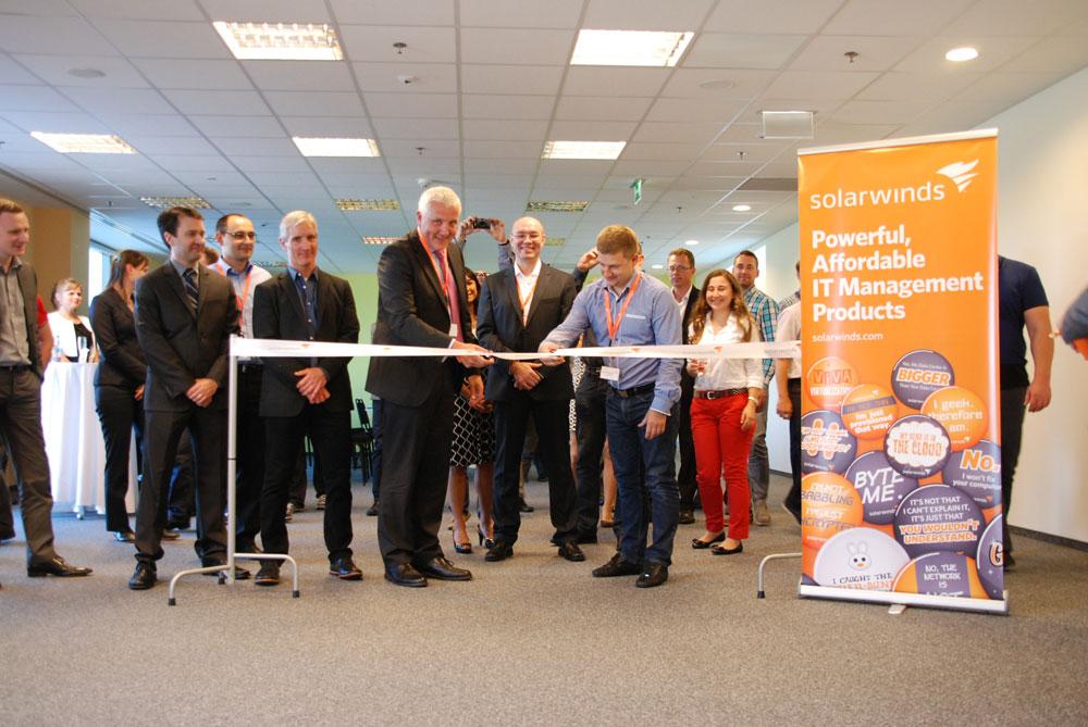 SolarWinds otwiera w Krakowie biuro