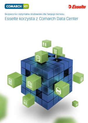 Esselte korzysta z Comarch Data Center
