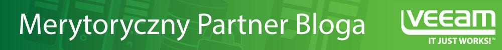 Veeam - Merytoryczny Partner Bloga
